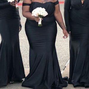 Plus Size Jessica Angel Prom/Bridesmaids Dress
